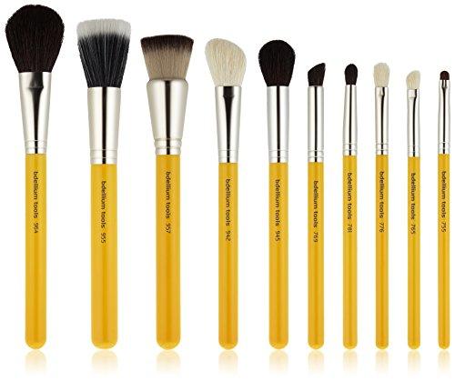 Bdellium Tools - Set di pennelli professionali per trucco