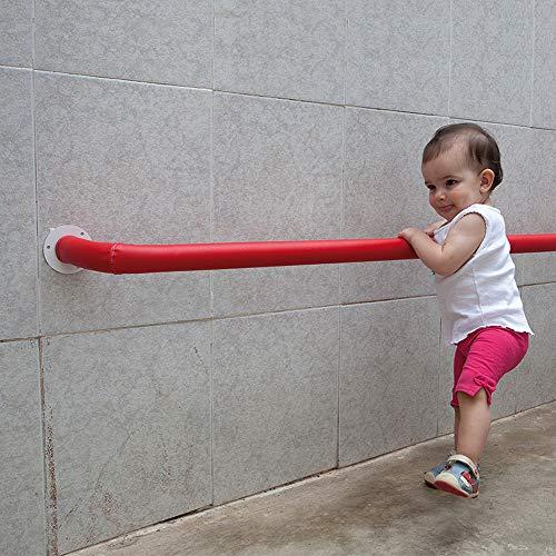 Kid Barre Droite De Brachiation Montessori avec Mousse De Protection - 150cm