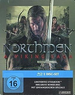 Northmen - A Viking Saga - Steelbook (2-Disc-Set) [Blu-ray]