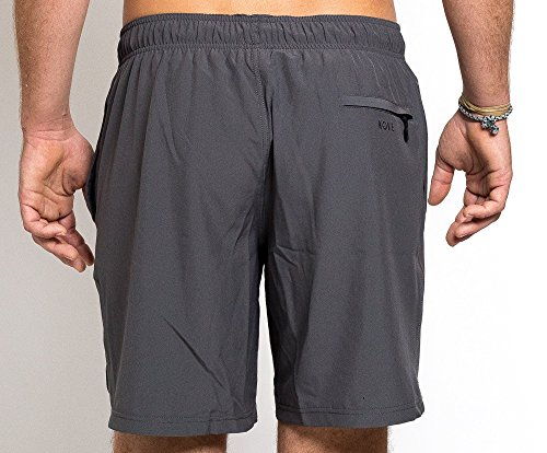 Kove Nomad Swim Trunks Recylced Men's Quick Dry 4 Way Stretch 18″ Swimsuit