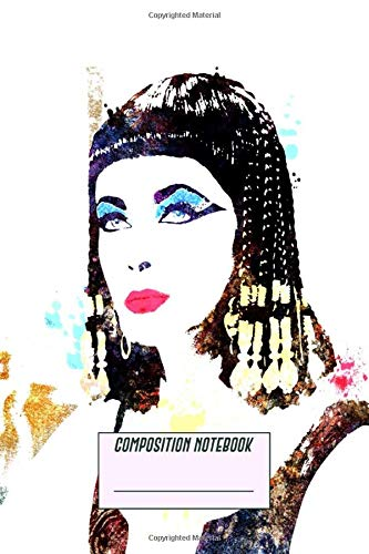 Composition Notebook: Elizabeth Taylor Primary Story Journal Composition Notebook For Grades