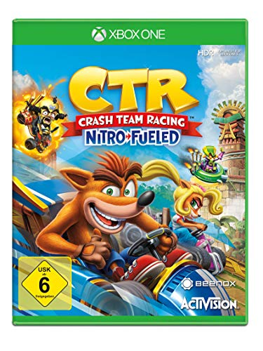 Crash Team Racing Nitro-Fueled - [Xbox One]