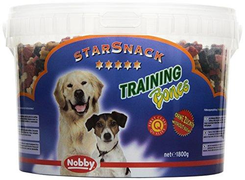 """Nobby STARSNACK """"Training Bones"""" Eimer 1,800 g"""