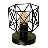 Magland Retro Industrial Table Lamps Metal Shade UL Certificated (Small)