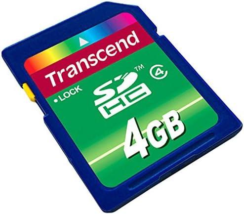 Canon EOS Rebel T3 Digital Camera Memory Card 4GB Secure Digital High Capacity (SDHC) Memory Card