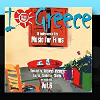 I Love Greece, Vol. 6: Music For Films by Various Artists - FM Records