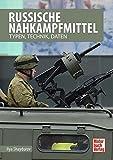 Russische Nahkampfmittel: Typen, Technik, Daten - Ilya Shaydurov