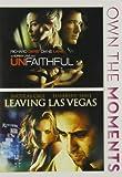 Leaving Las Vegas / Unfaithful [DVD] [Region 1] [US Import] [NTSC]