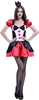 queen of hearts costume women