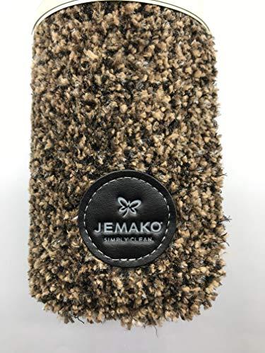 Jemako Fußmatte, Schmutzfangmatte, Größe M, ca. 73 x 52 cm, DiWa Wäschenetz