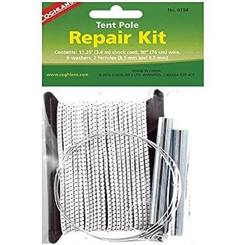 Coghlan's 194 Tent Pole Repair Kit