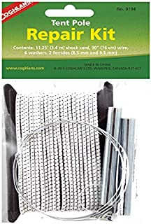 Coghlan's 194 Tent Pole Repair Kit