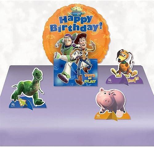 Esperando por ti Toy Toy Toy Story Globo pieza central  Envío 100% gratuito