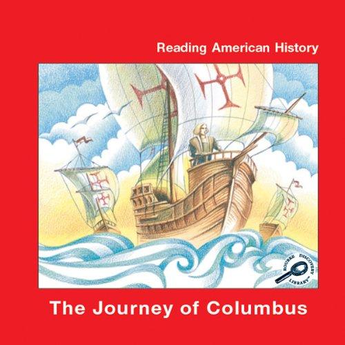 Journey of Columbus audiobook cover art