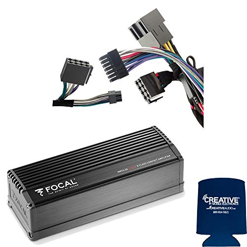 amplificadores para auto focal;amplificadores-para-auto-focal;Amplificadores;amplificadores-electronica;Electrónica;electronica de la marca Focal