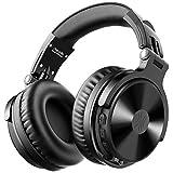 Auriculares inalambricos Bluetooth Inalámbrico con micrófono para Hablar con Manos Libres hasta por 30 Horas Auriculares inalámbricos para el teléfono Inteligente PC portátil