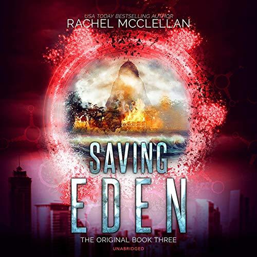 Saving Eden Audiobook By Rachel McClellan cover art