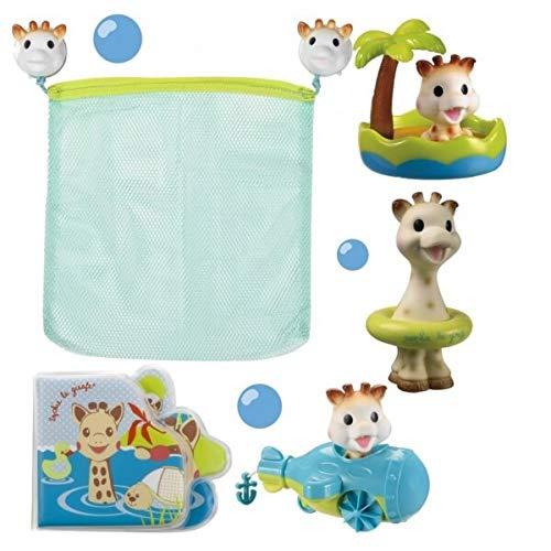 Coffret de bain Sophie la girafe - Vulli