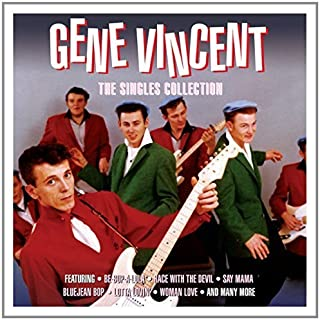 Singles Collection by Gene Vincent