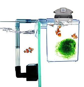 Finnex External Refugium Breeder Hang-on Box Water Pump Fuge Ray LED