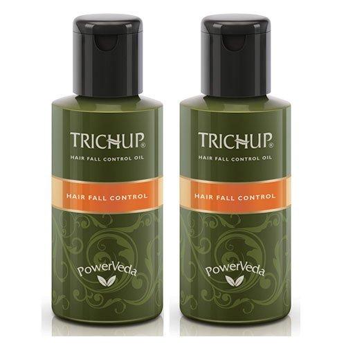 2 x Trichup Hair Fall Control Oil-200ml by Vasu