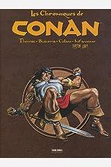 Chroniques de conan 1978 (II) Paperback