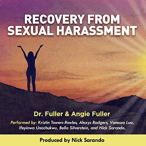 Recovery from Sexual Harassment (A Series of Therapeutic Children's Books for Adults and Kids) cover art
