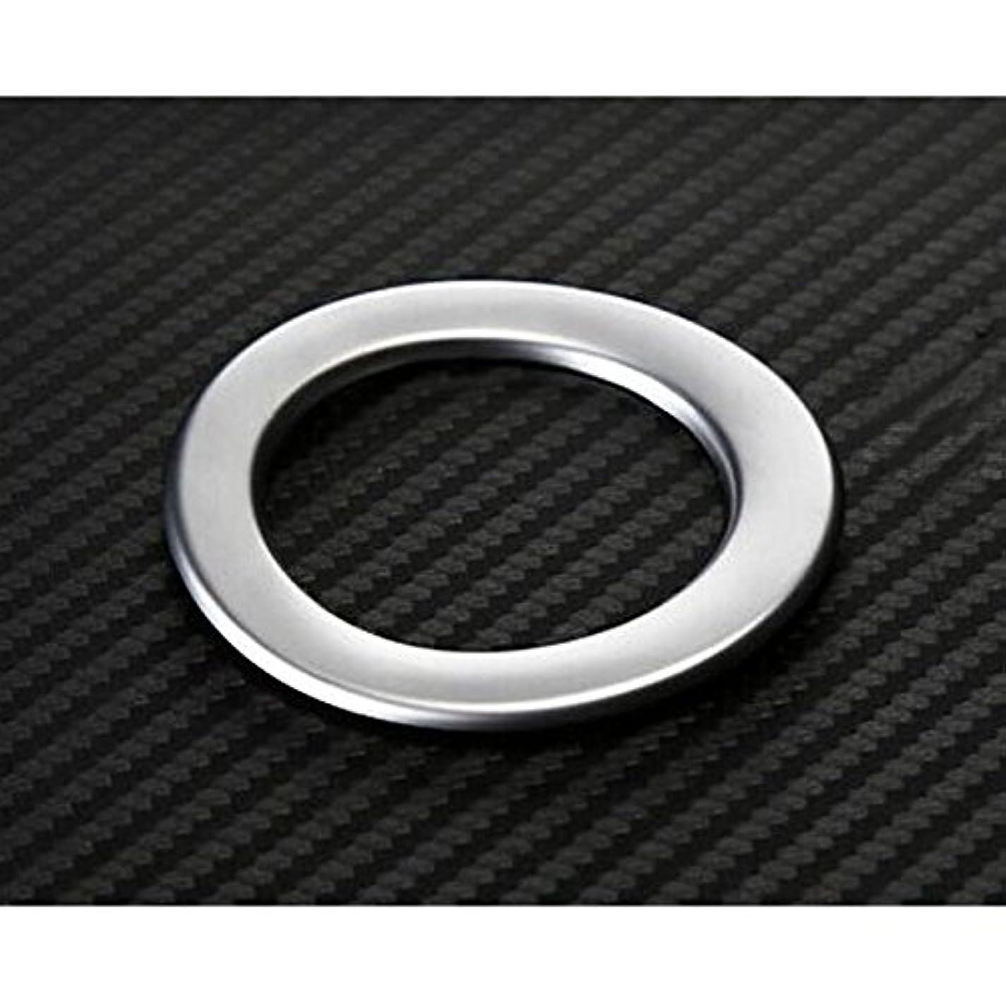 噂四半期構成Jicorzo - Decorative Ignition Engine Start Stop Button Cover Sticker Trim Ring Car Styling Fit For Ford Explorer 2016