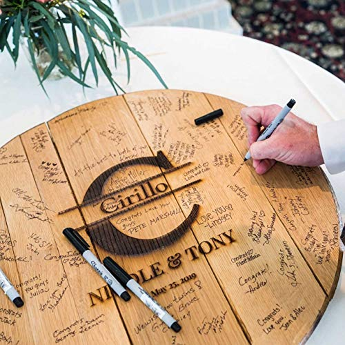 Best Whiskey Barrel for Weddings