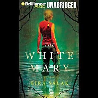 The White Mary audiobook cover art