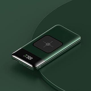 Bank För Trådlös Laddare 20000mah Fast Charging Portable Charger Powerbank For Smart Phone Extern Battery Recaddable