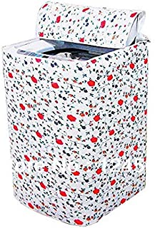 Washing Machine cover Flower Pattern Waterproof and Dust proof/dust cover
