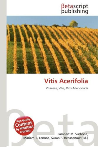 Vitis Acerifolia