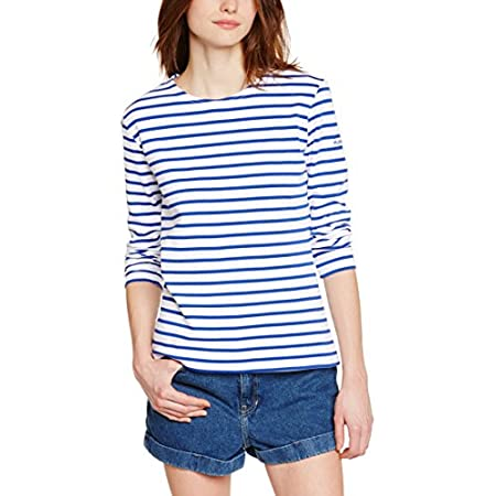 Armor Lux Damen T-Shirt Mehrfarbig Blau