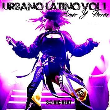 Urbano Latino Amor y Perreo, Vol. 1