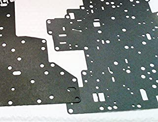 Wellington Parts Corp 4R70W Transmission Valve Body Gasket Set 1996 and Up 4 pieces fits Ford