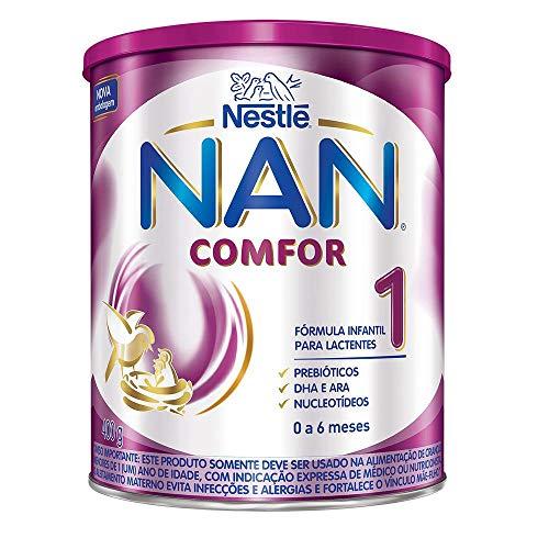 NAN Comfor 1, Fórmula Infantil, 400g