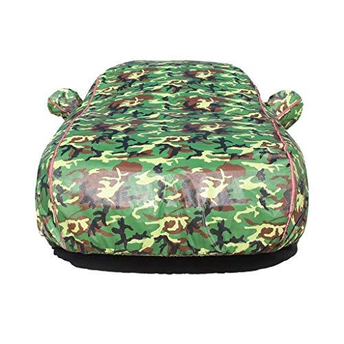 LIFEIYAN Kompatibel Mit Mini Beachcomber Outdoor-Car-Cover, Indoor & Outdoor All Season Wasserdicht Und Atmungsaktiv Car Cover (Color : Army Green Camouflage)