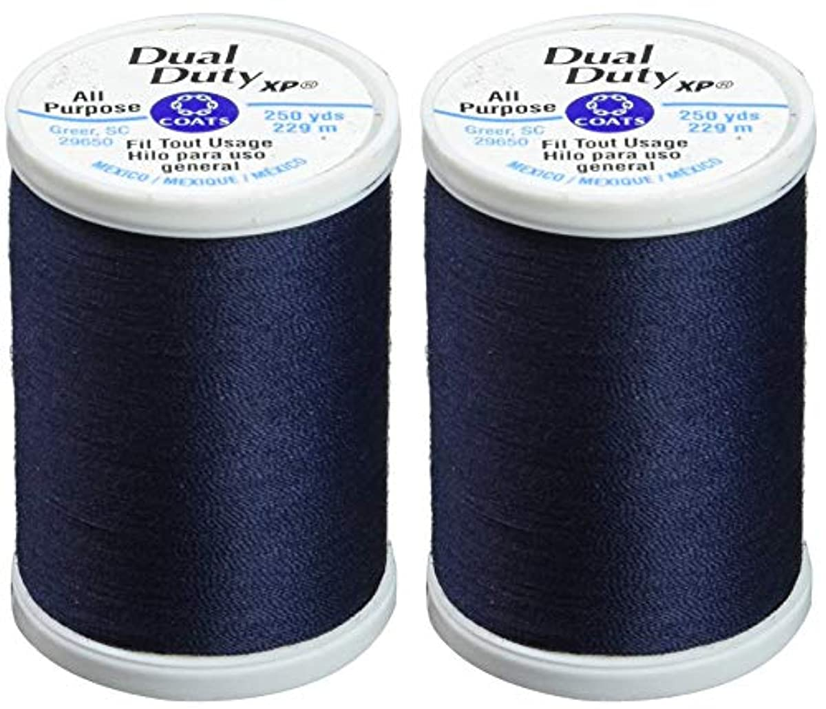 Dual Duty XP General Purpose Thread 250yds Navy (S910-4900)