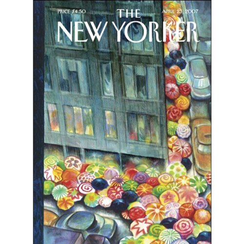 The New Yorker (April 23, 2007) cover art