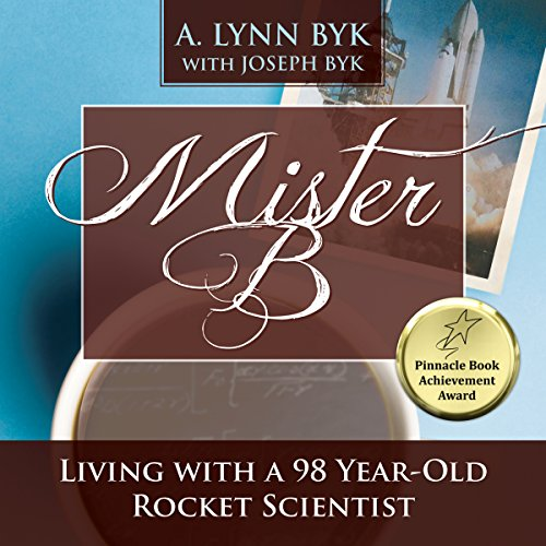 Mister B audiobook cover art