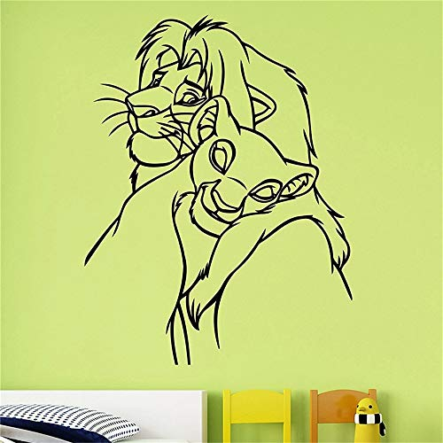 Roi Lion Art Housewares Décorations Pour La Maison Enfants Bébé Garçons Filles Chambre Nursery Décor de Bande Dessinée