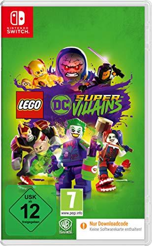 LEGO DC Super-Villains (Switch) (Code in a Box) [Edizione: Germania]