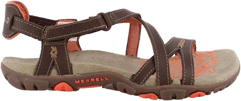 Women's Merrell, Sandspur pink Sandals