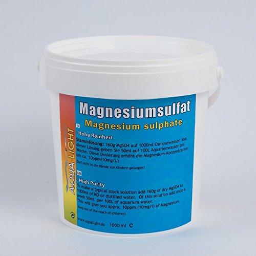 Aqua Light Sulfato de Magnesio 1000ml