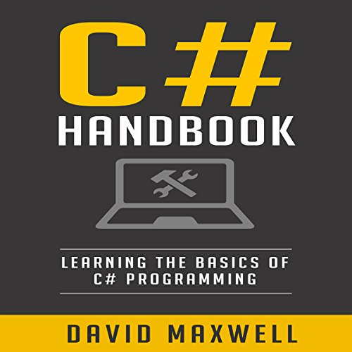 C# Programming Bootcamp audiobook cover art
