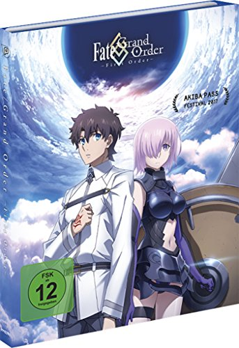 Fate/Grand Order: First Order - [Blu-ray]