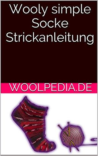 Wooly simple Socke Strickanleitung