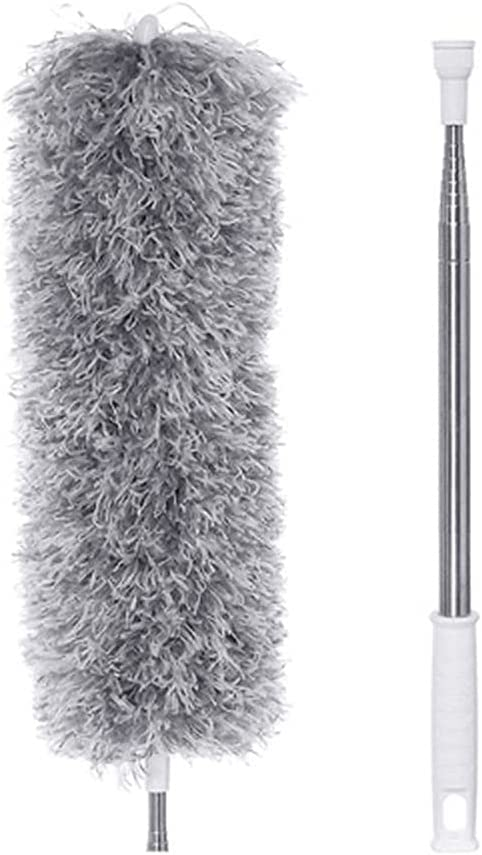Car Product Direct sale of manufacturer Cleaning Brush Ultra-Long Dust Duster Microfiber Retractable