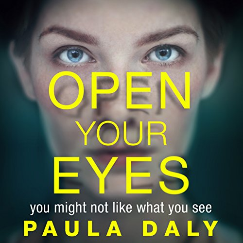 Open Your Eyes audiobook cover art